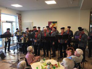 Der Shanty Chor Magdeburg singt Seemannslieder